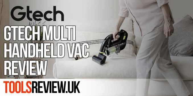 gtech multi review