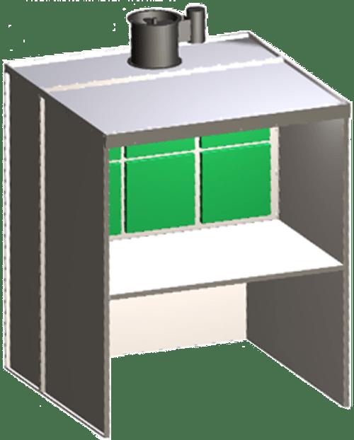 Bench Top Spray Booth