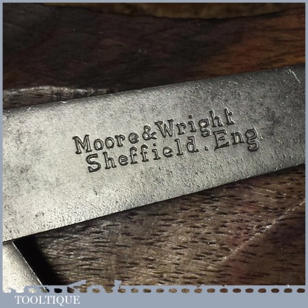 """Vintage Moore & Wright 4 ¼"""" Outside Steel Callipers - Good Condition"""