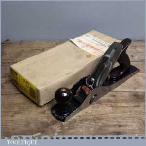 Unused Stanley No 10 Carriage Makers Rabbet Plane - Made in England