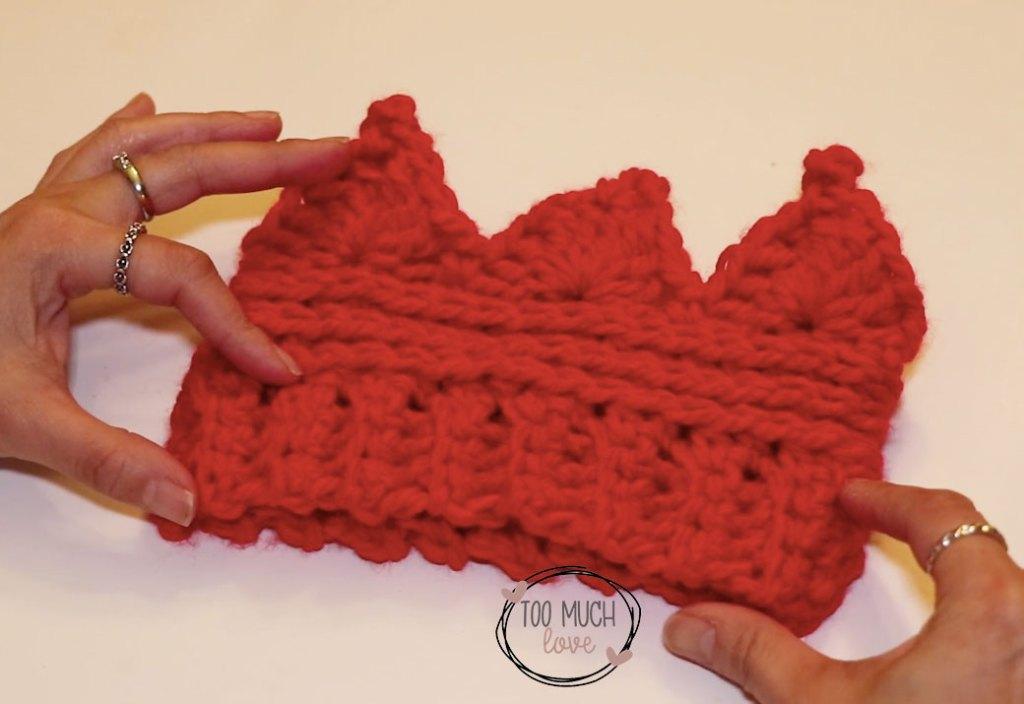 TeenAdult Crochet Crown Ear Warmers Best Selling