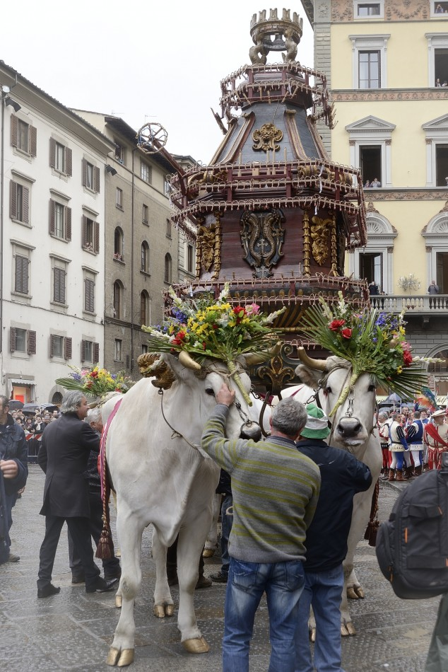 Scoppio del Carro - Firenze [Photo credits - Ilaria Vangi]
