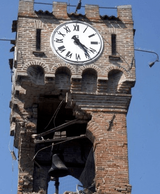 Clock Tower in Novi