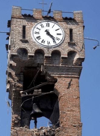 Clock Tower in Novi