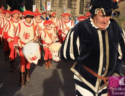 Floretine Costume Parade