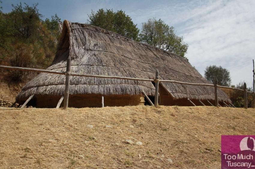 Villaggio preistorico a Gli Albori
