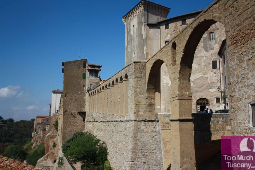 The Medicean Aqueduct