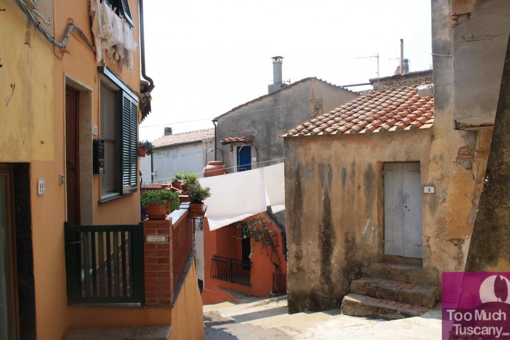 Streets in Capoliveri