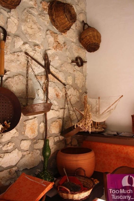 Details from Rifugio Sfilzi