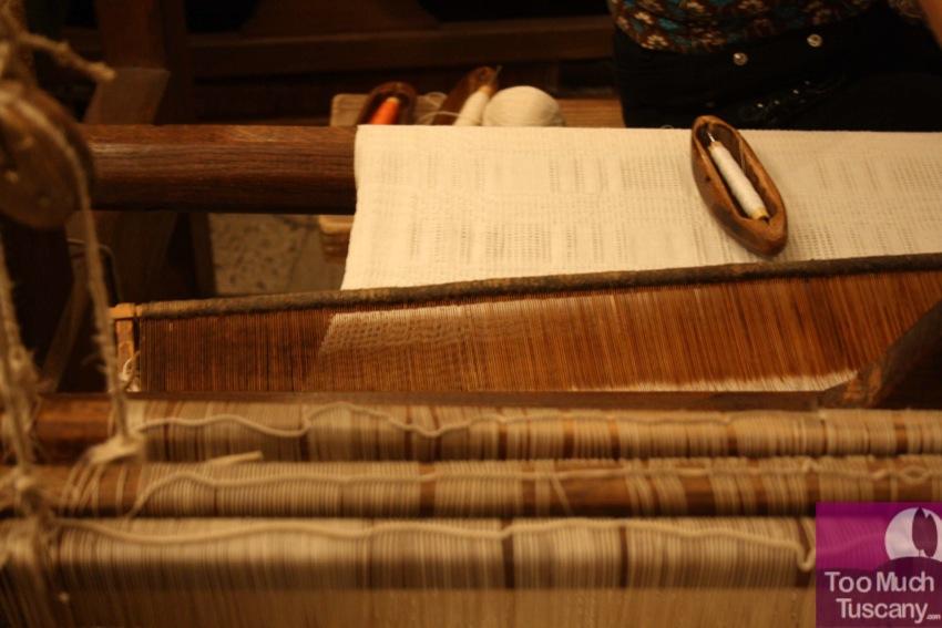 The 19th century loom
