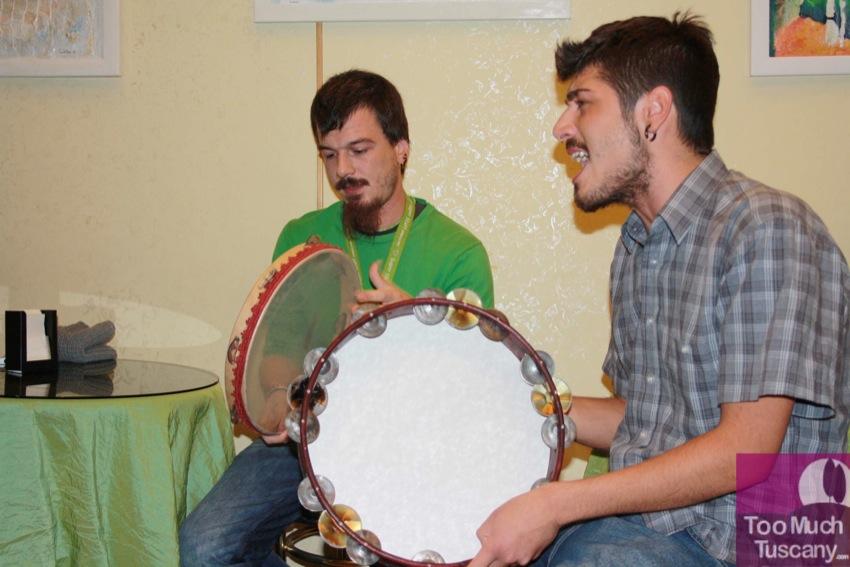 Folk live music with Radici Podoliche