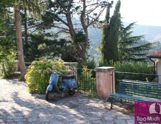 A postcard from Poggio