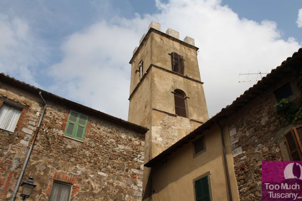 The bells' tower