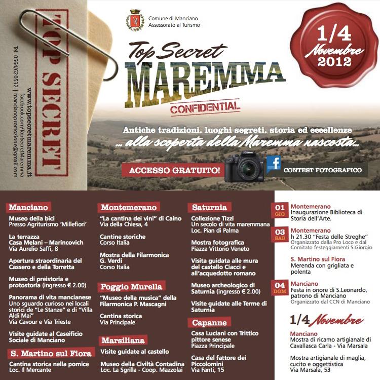 TopSecret Maremma