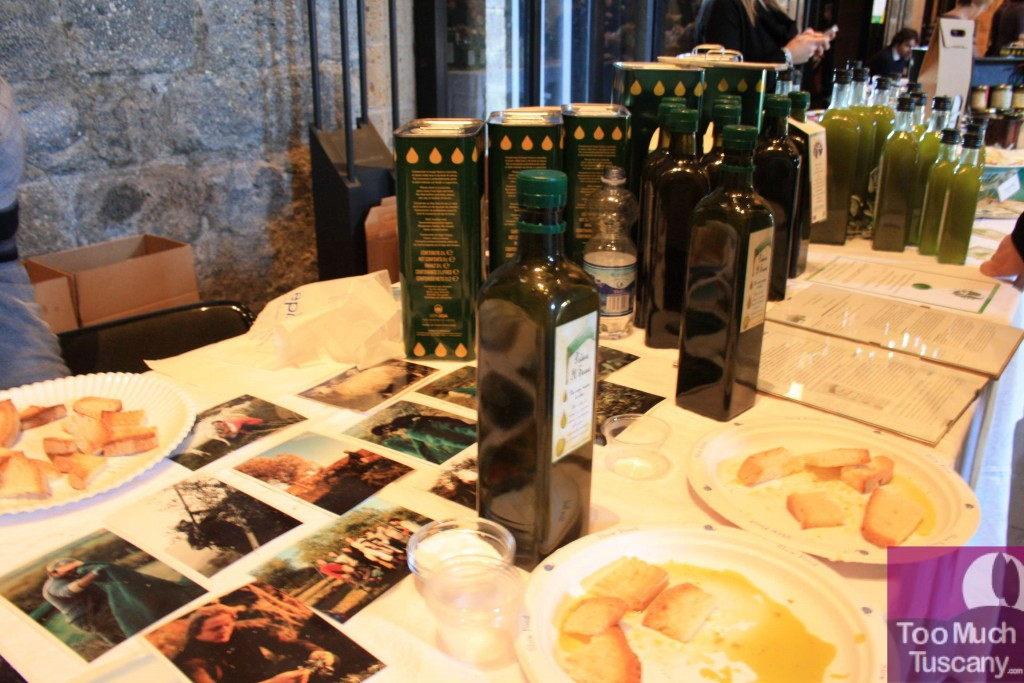 Orvieto oil and products