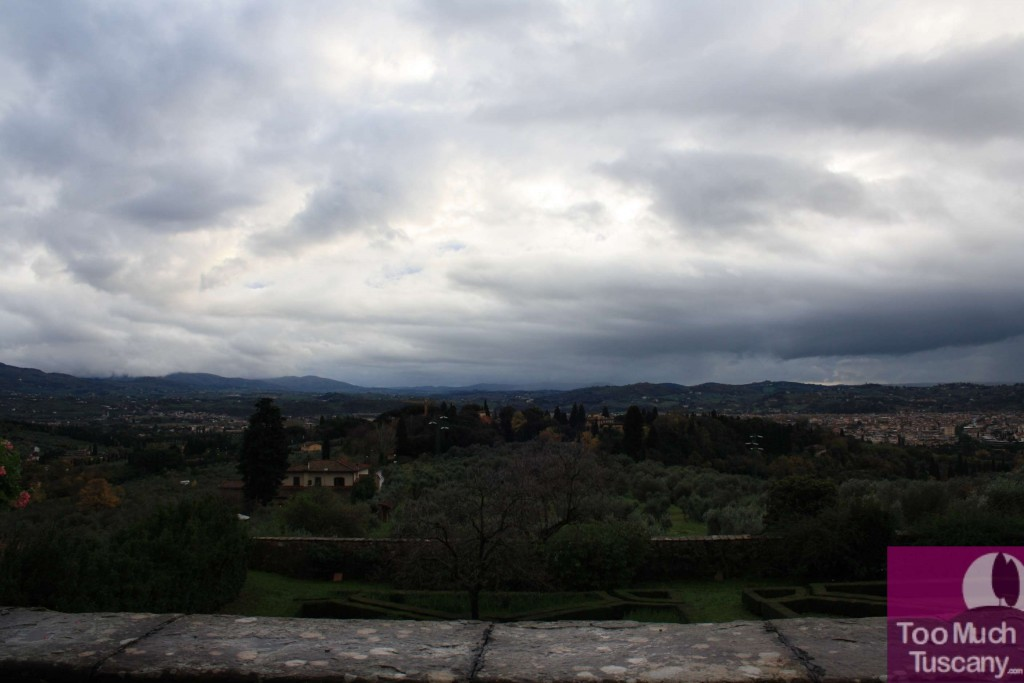 Florence from a window