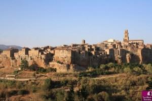 Pitigliano, Tuscany