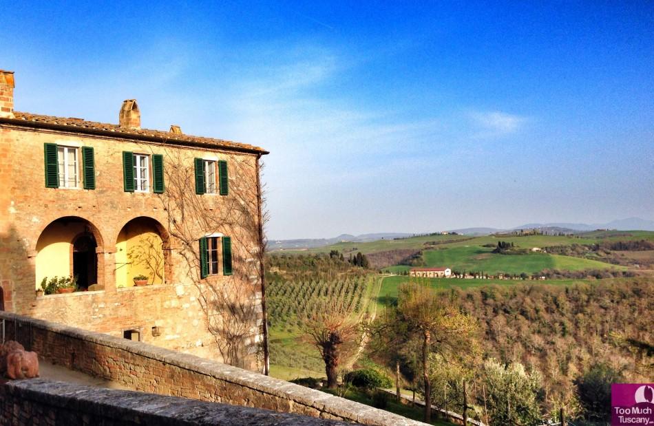 Borgo Lucignanello Bandini in Lucignano d'Asso