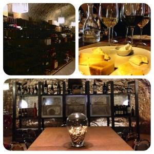 Vitis Vinifera - wine bar in Montisi