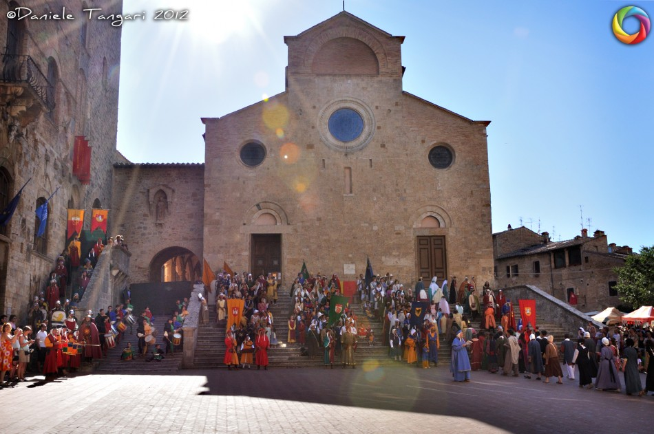San Gimignano, Duomo