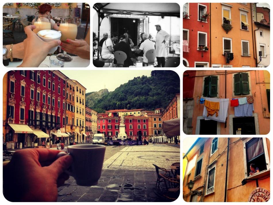 Dolce vita in Carrara