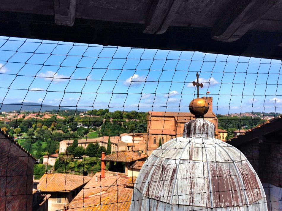 Hidden views of Siena