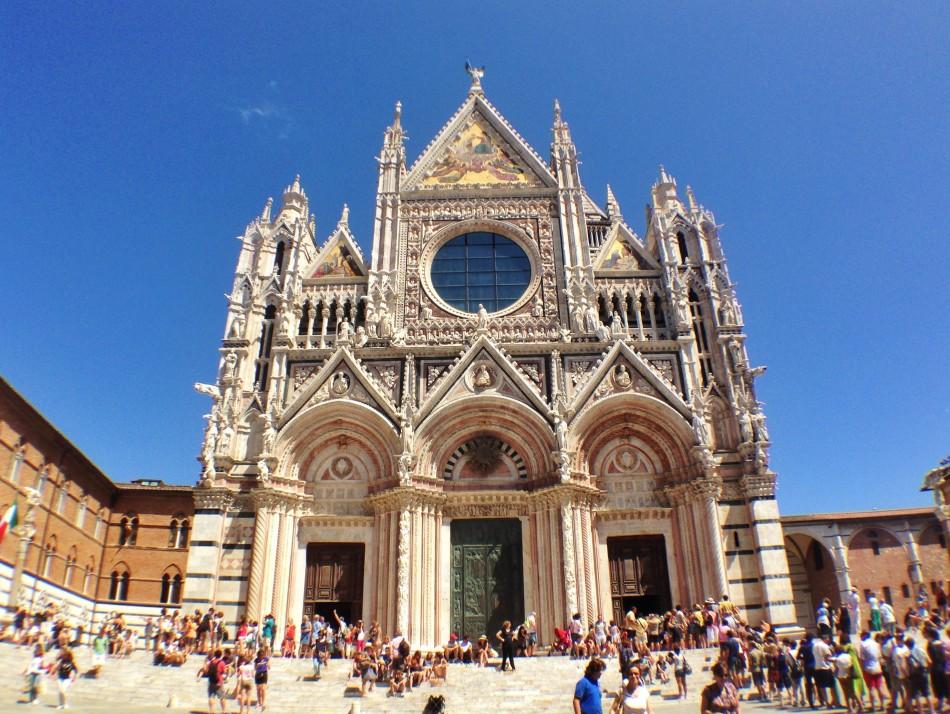 The majestic Duomo of Siena