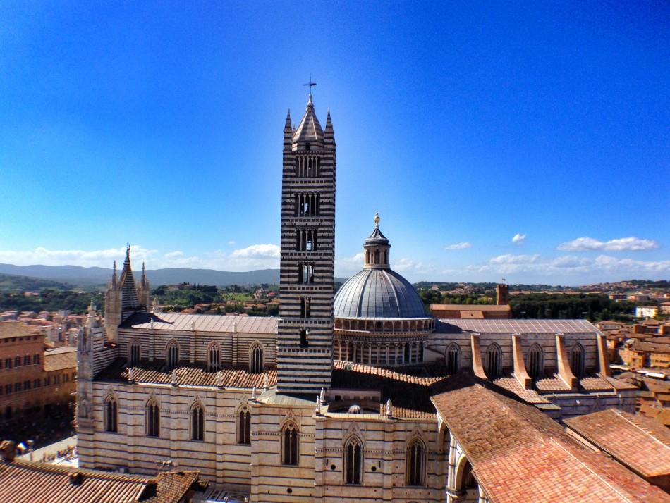 Duomo from Facciatone