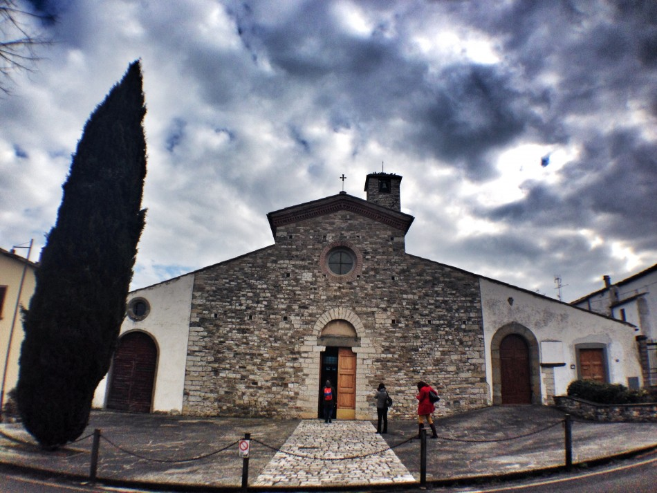 Pieve San Donnino a Villamagna