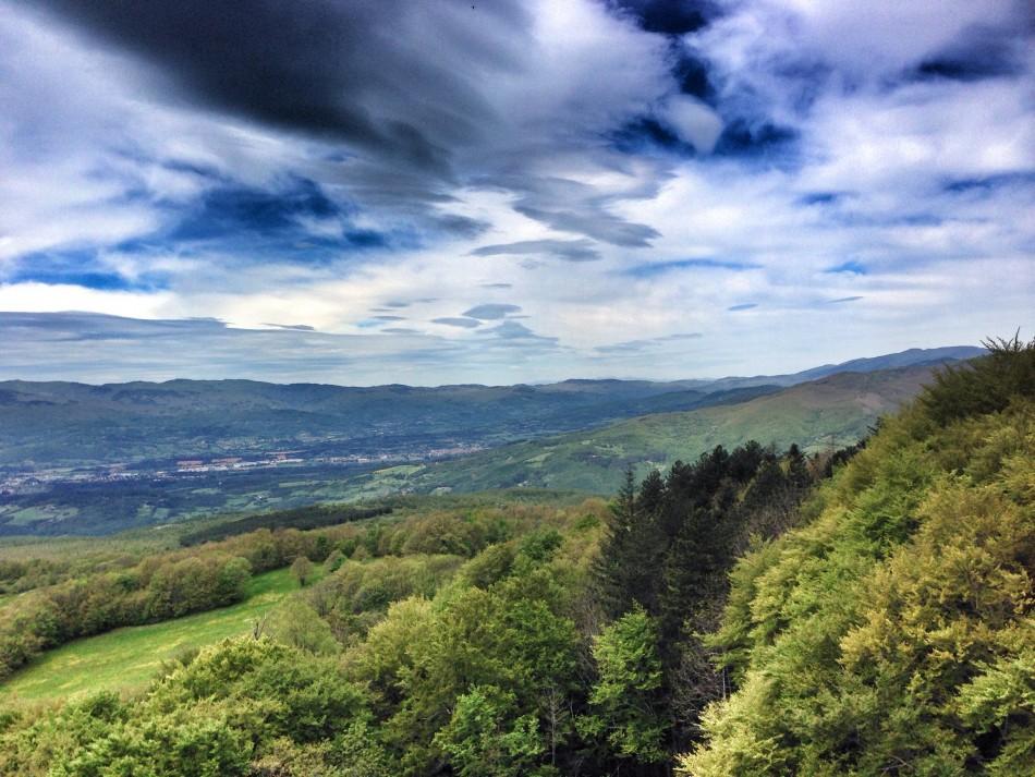Casentino valley