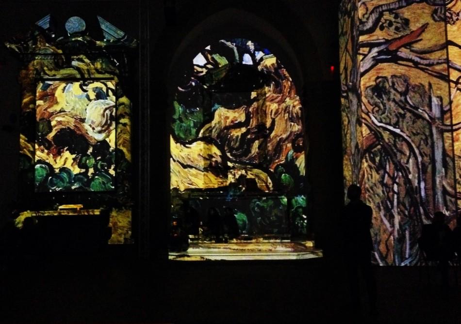 Van Gogh Alive - details