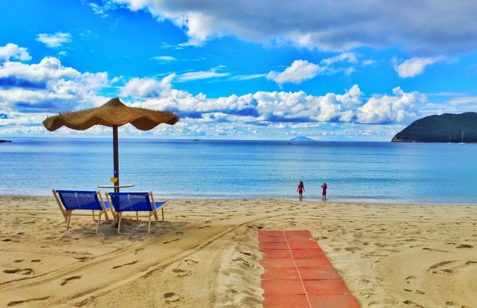 Marina di Campo - Iselba Beach Club