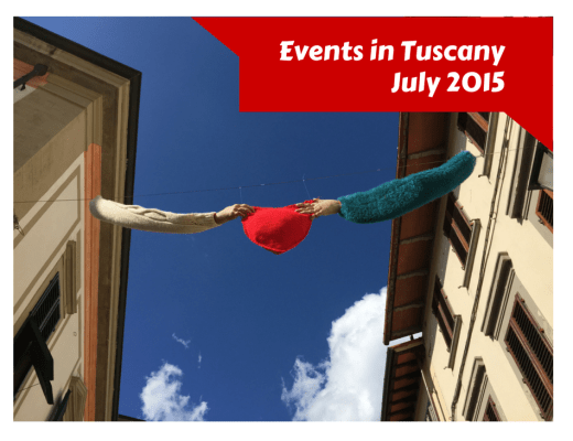 Tuscany July Events