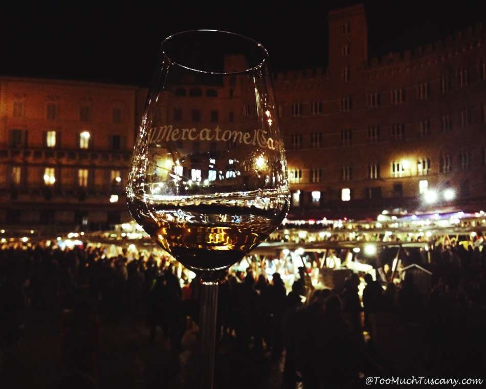 Christmas Market in Siena