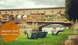 January Events in Tuscany