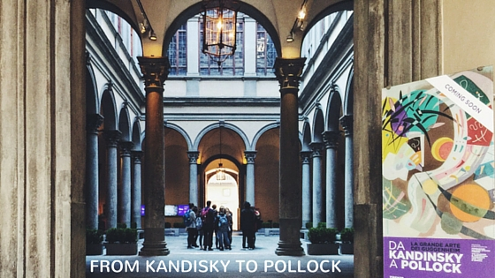 From Kandisky to Pollock