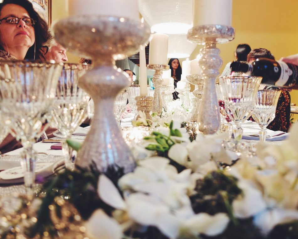 Dinner time - Villa di Lilliano