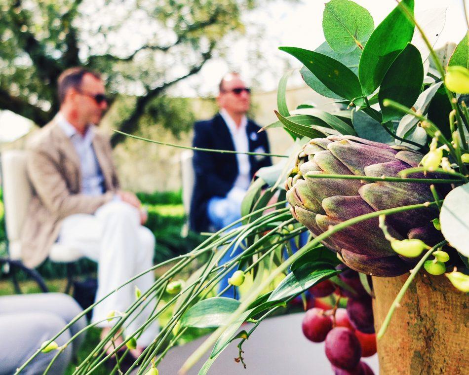 Details from the garden - Villa di Lilliano