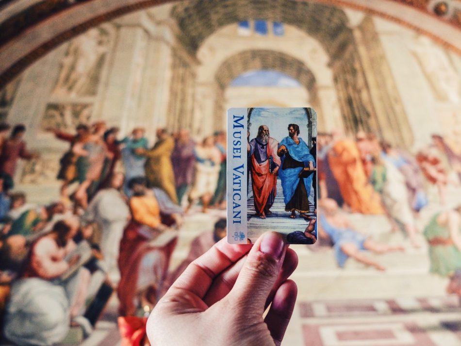 Vatican - Raphael Rooms