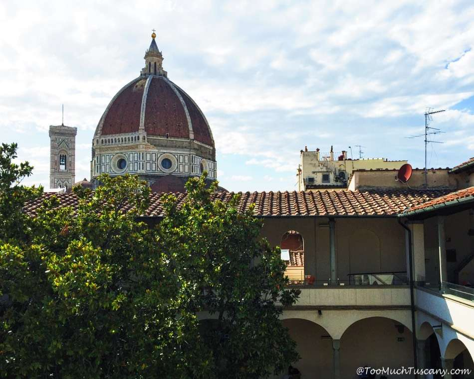 Brunelleschi Cupola from Oblate