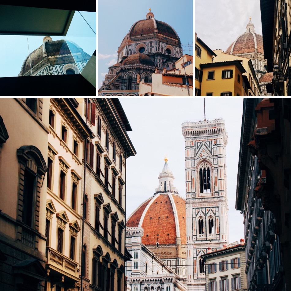 The hidden views of Burnelleschi's Cupola in Florence