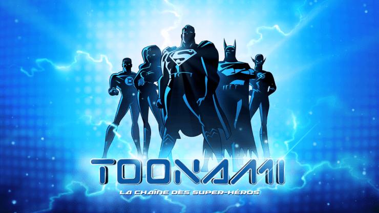 Toonami France Press Release