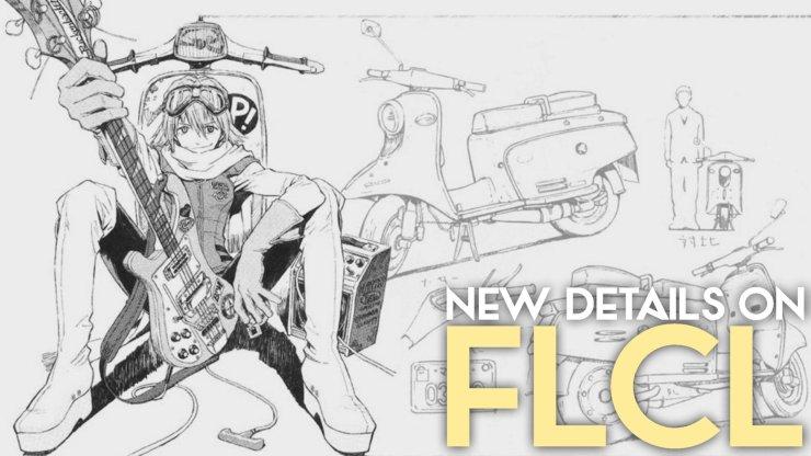 Anime Expo 2016 FLCL Panel