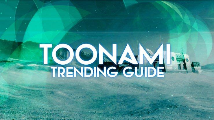 Toonami Trending Guide