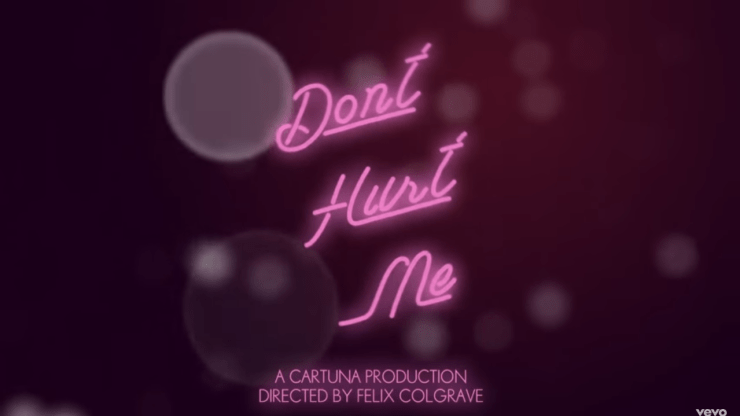 DJ Mustard Nicki Minaj Jeremih - Dont Hurt Me Animated Video