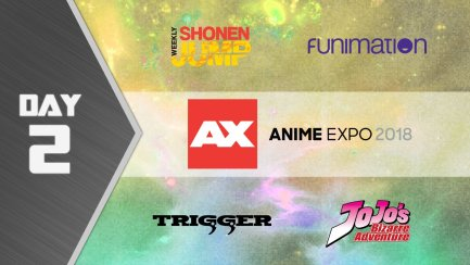 Anime Expo 2018 Day 2