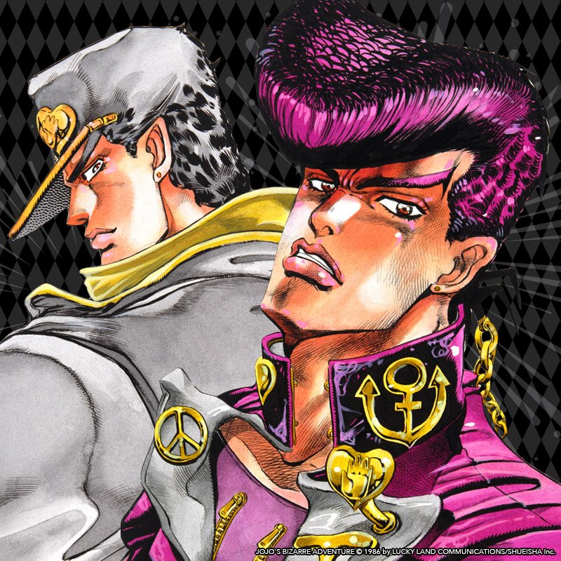JOJOS BIZARRE ADVENTURE Acquisitions News From Anime Expo DIAMOND IS UNBREAKABLE Will Debut On Toonami August 18th