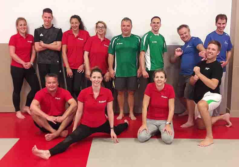 Toon je kracht workshop in taekwondo deel 2