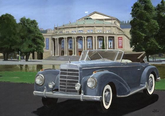 Mercedes-Benz 300 S 1952