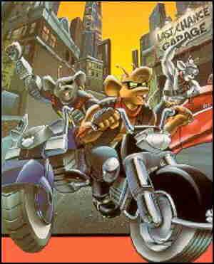 Don Marksteins Toonopedia Biker Mice from Mars